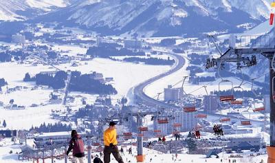 Paket Tour Korea Winter Cheria
