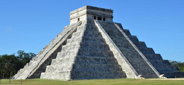 Chichen Itzá em Cancún