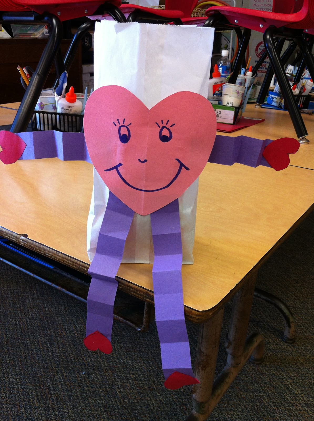 Kindergarten Kids At Play My Week In Pictures Valentines Day President S Day And Literacy