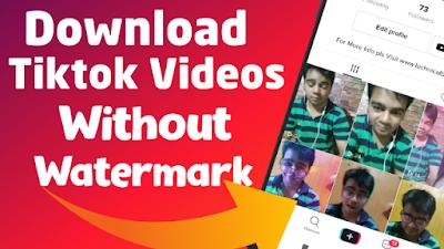 Download tiktok videos ,without watermark,save videos, download videos
