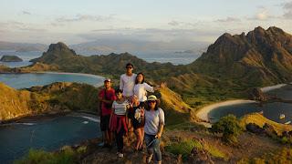 teman open trip pulau komodo