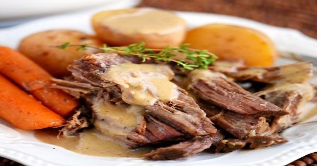Perfect Pot Roast And Gravy Recipe