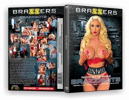 DVD - Brazzibots xxx 2019 - ISO