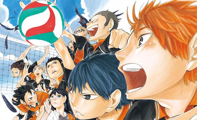 Manga Haikyu!! nuevamente en pausa por una semana