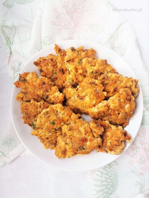 Siekane kotlety z kurczaka z serem przepis