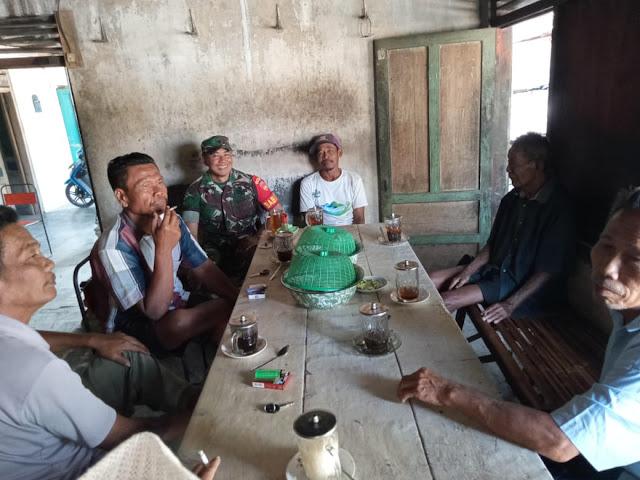 Cipta Kondusif Wilayah Binaan Jelang Pilkades