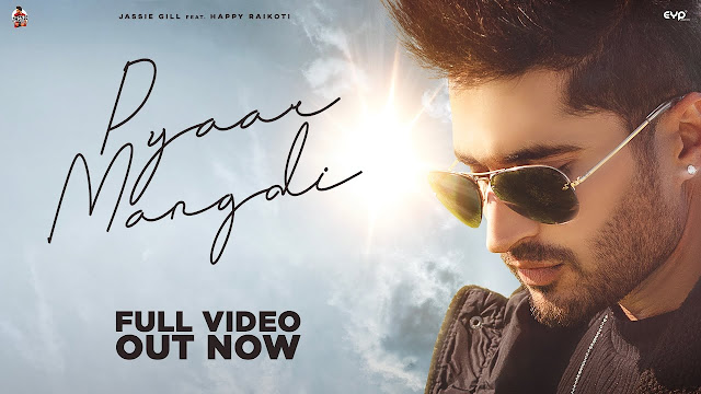 Pyaar Mangdi Song Lyrics | Jassi Gill Ft Happy Raikoti | New Romantic Song 2020 | Avvy Sra | Yashika | TDOT Lyrics Planet