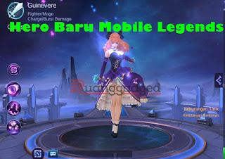 Tanggal Rilis 4 Hero Baru ke Server Global/Ori Setelah Hero Badang