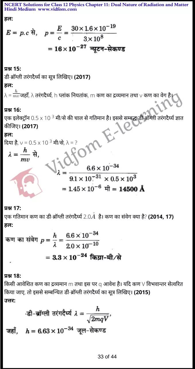 class 12 physics chapter 11 light hindi medium 33