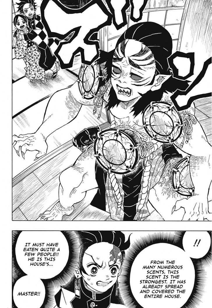 DEMON SLAYER: KIMETSU NO YAIBA CHAPTER 21 10