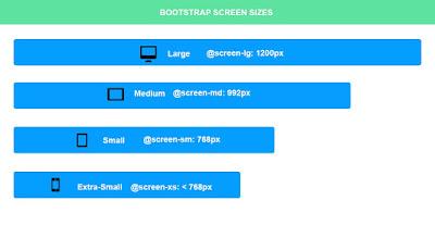 Bootstrap Ekran