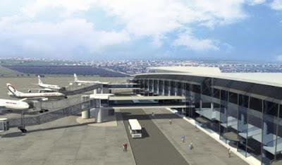 Le  nouveau Terminal 1 de l'aéroport Mohammed V attend d'être opérationnel en juin