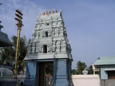 Srinivasa Perumal Temple Semmanchery Kanchipuram