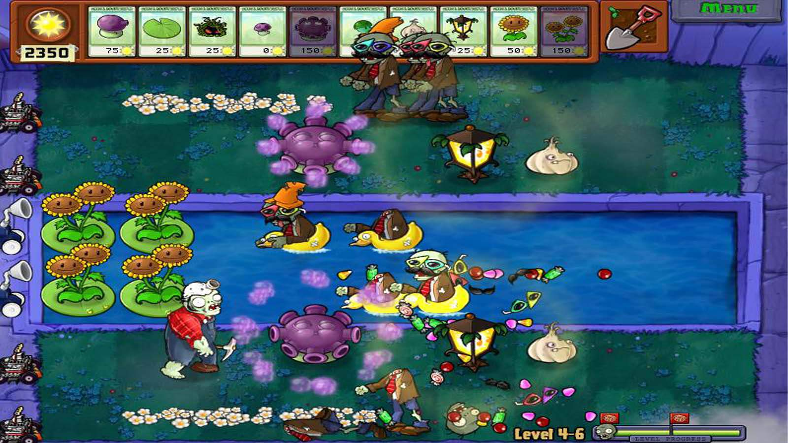 تحميل لعبة Plants Vs Zombie Magic مضغوطة برابط واحد مباشر كاملة مجانا
