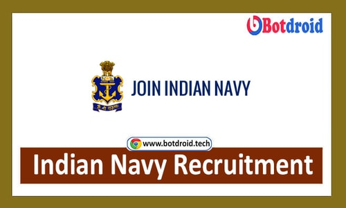 Indian Navy Recruitment 2021, Apply Online for Tradesman Mate Job Vacancies