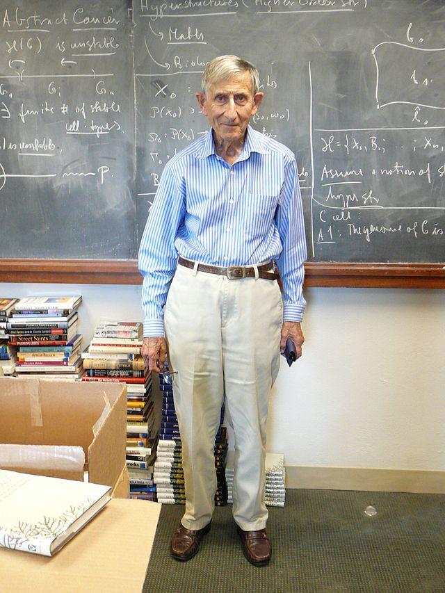 نظريات العالم الفيزيائي دايسون في الرياضيات والفيزياء