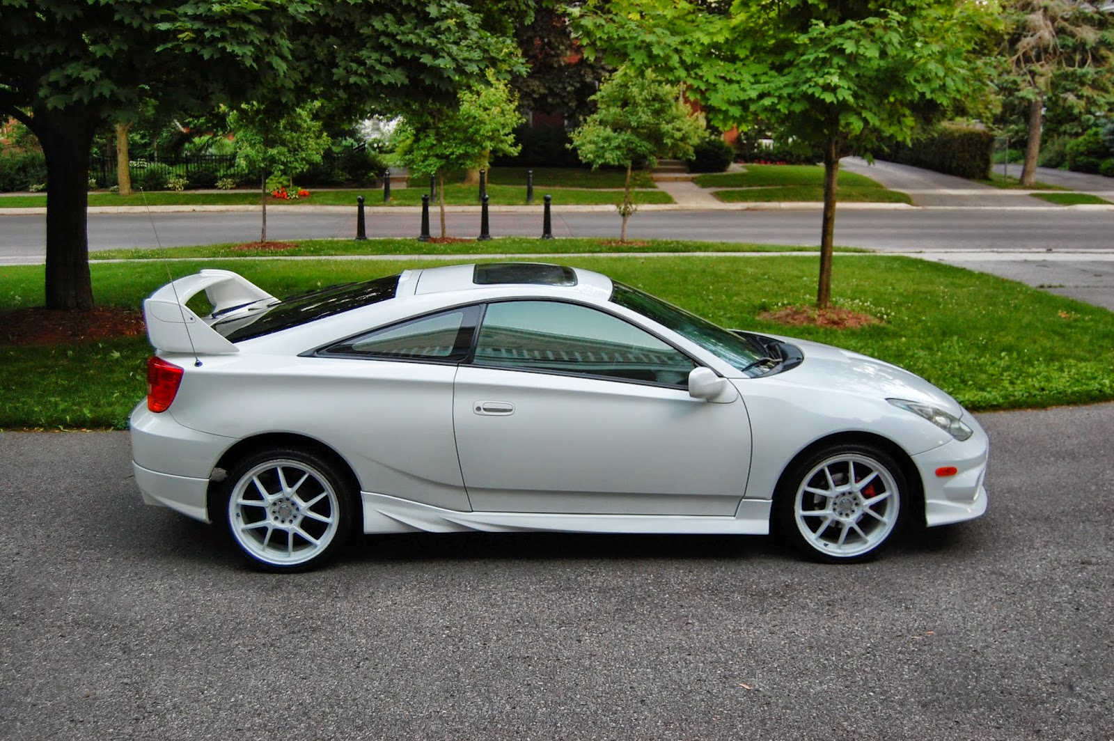 hight resolution of pictures of toyota celica white rims