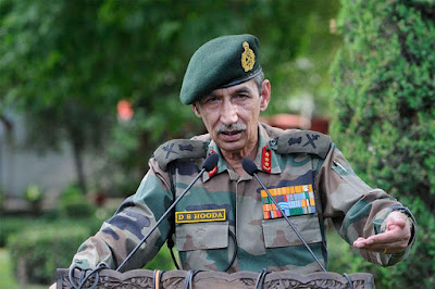 Army Security Forces Reviewed By Northern Command