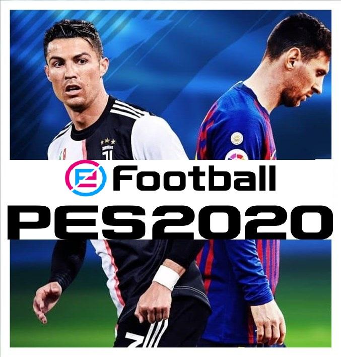 Efootball PES 2020 MOD DLS 2020