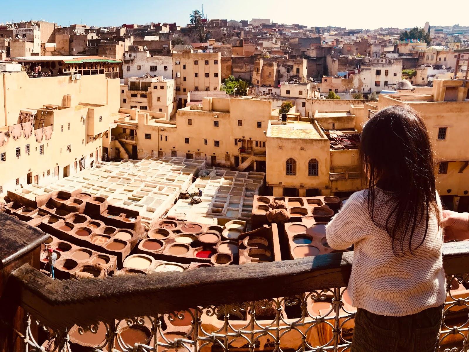 Love MiMi 愛咪咪 愛自遊: [Fez] 摩洛哥千年古城之最!土耳其浴 民宿 美食 景點 - 菲斯親子遊自助攻略