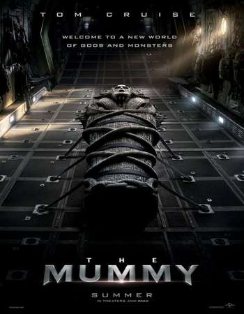 The Mummy 2017 Hindi ORG Dual Audio 500MB BluRay 720p ESubs HEVC