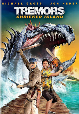Tremors: Shrieker Island [2020] [DVD R1] [Latino]