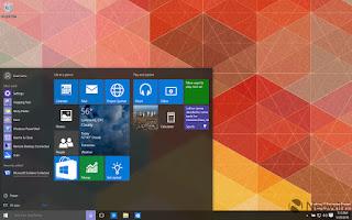 صور تكشف الشكل النهائي Windows 10