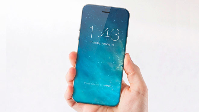 The next iPhone can be charged without cables