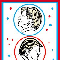 Election 2016: Donald Trump Versus Hillary Clinton