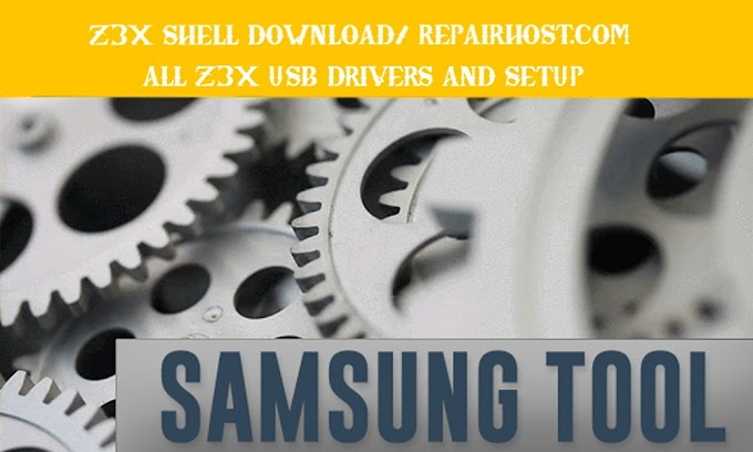 Z3X Shell Latest Setup Download now - Version 4.8