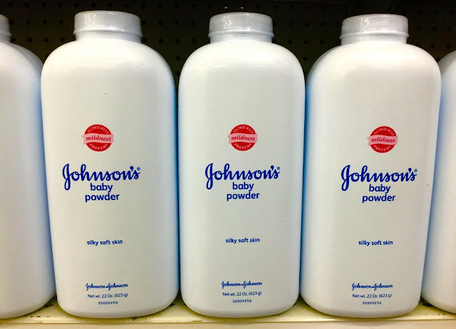 Asbestos Bladder, US Retail Stores Pull Johnson & Johnson's Powder
