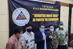 """Yayasan R.A.A.H Muharam Wiranatakusumah Minta Penegak Hukum Tegas """"Berantas Mafia Tanah di Proyek TOL CISUMDAWU"""""""