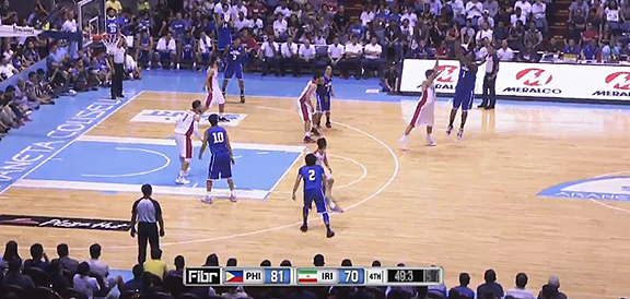 Gilas Pilipinas def. Iran, 81-70 in tune-up game (REPLAY VIDEO) June 8