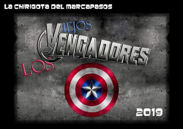 Los viejos vengadores (Chirigota). COAC 2019