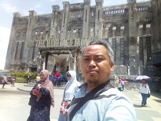 Liburan Tipis Tipis Wisata The Heritage Palace Solo Jawa Tengah