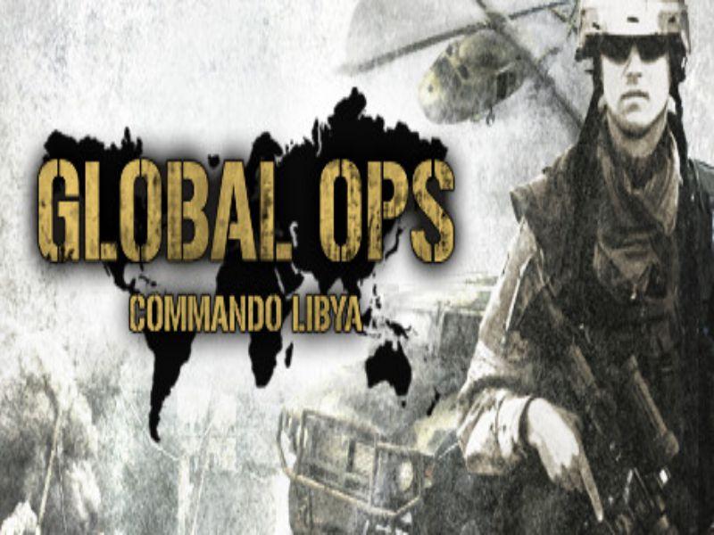 Download Global Ops Commando Libya Game PC Free