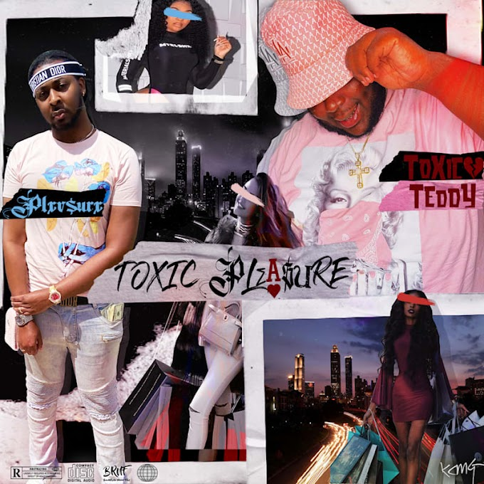 """Plxv$urx shares his new hit single """"Toxic Pleasure"""" ft. Toxic Teddy and """"A Night 2 Remember"""" release date."""