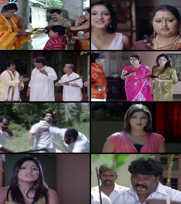Super Shastri 2016 Hindi Dubbed 720p HDRip