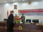 Perampingan Perangkat Daerah, Pemkab Samosir Bakal Hapus 7 Dinas