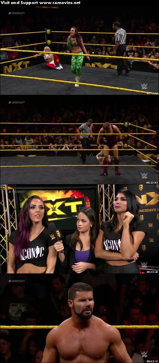 WWE NXT 22 Feb 2017 WEBRip 480p 200MB