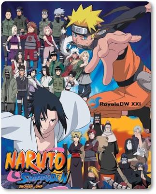 Naruto Shippuden bagian 1 (Episode 1-204)