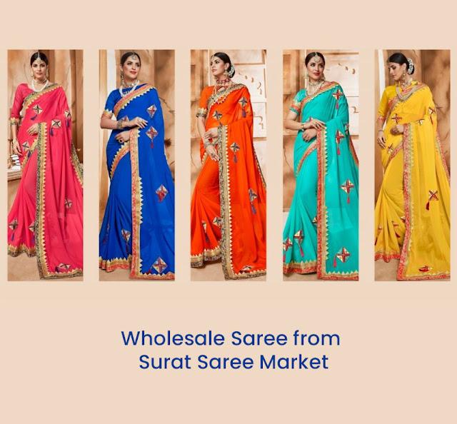 Surat Saree Market