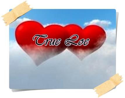 Gambar lambang ciri-ciri cinta sejati - true love