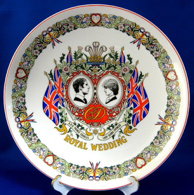 https://timewasantiques.net/collections/wedgwood/products/wedgwood-plate-royal-wedding-charles-diana-ironstone-1981-colorful-10-inches