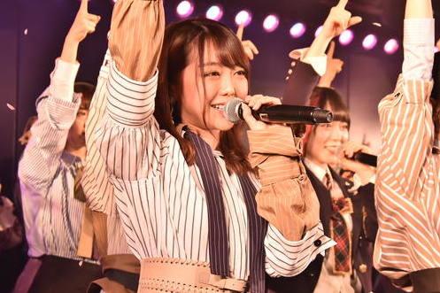 Minegishi Minami AKB48 Generasi 1 Terakhir Mengumumkan Graduation