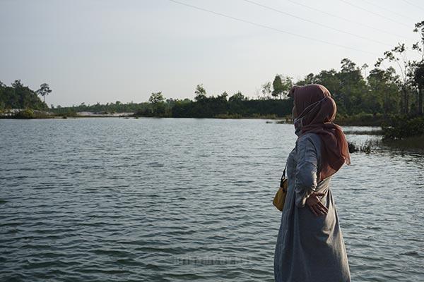 Danau Belibis Tayan, Objek wisata Danau di Tayan