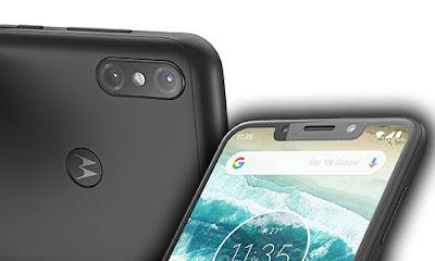 Motorola One Power vamera