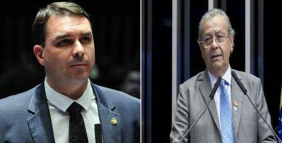 Parecer indica que senador de MT arquivará pedido de cassação do filho de Bolsonaro