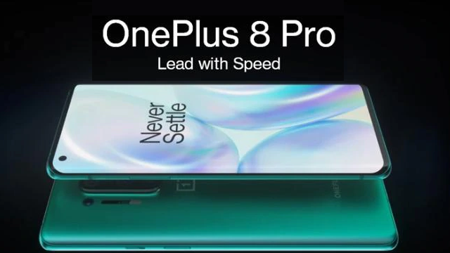 Oneplus 8 Pro Specification
