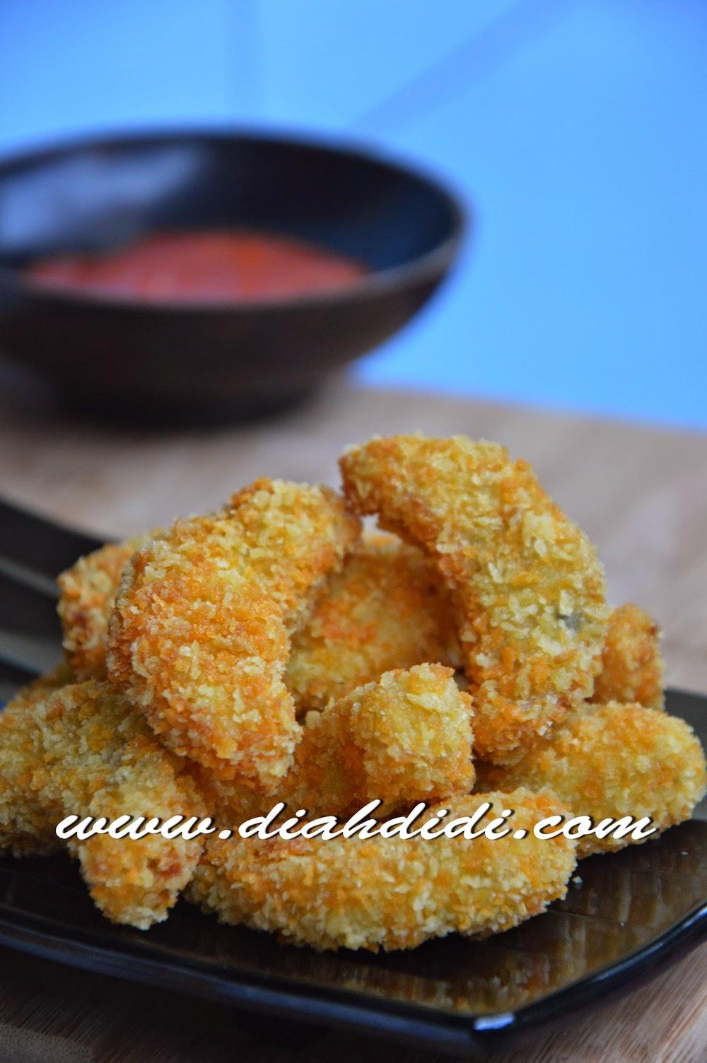 Cara Membuat Nugget Ayam Sayur : membuat, nugget, sayur, Didi's, Kitchen:, Nugget, Wortel